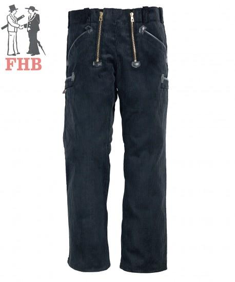 Zunfthose Trenkercord Dreidraht - Fashion Workers Berufskleidung