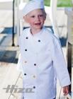 Kinder-Kochjacke